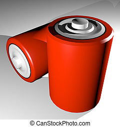 Render battery