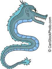 Reptil dragoon draw - Creative design of Reptil dragoon draw