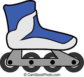 roller skates - Creative design of roller skates