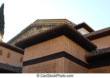 Roof house