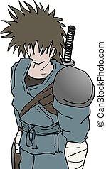 samurai draw