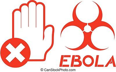 signal ebola - Creative design of signal ebola