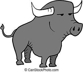 small bull