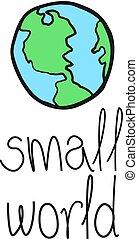 small world icon