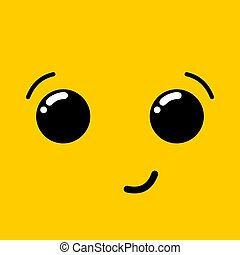 smiley happy face