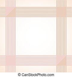 square frame background