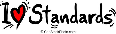 Standards music style - Creative design of Standards music...