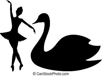 swam dance symbol