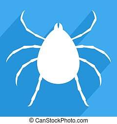 tick icon - Creative design of tick icon