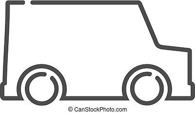 transport flat draw