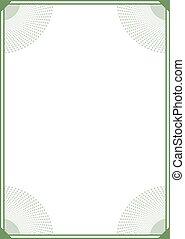 vertical elegant frame background - Creative design of ...