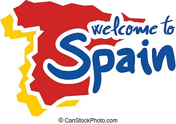 welcome to Spain icon
