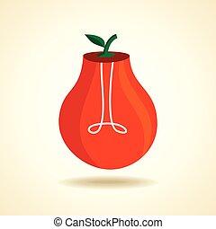 Creative fruit idea