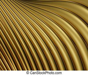 Creative golden design