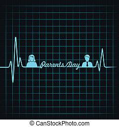 creative happy parents day