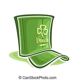 Creative hat for St. Patrick's Day