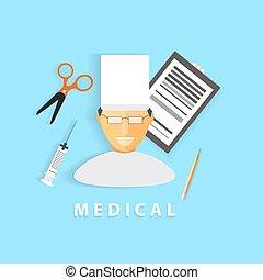 Creative healthcare medical design