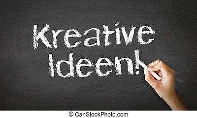 Creative ideas (In German)