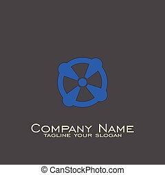 Creative logo design,