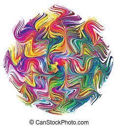 Creative Mind - Symbol for creativity, spontaneity and...
