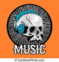 Creative Music Poster