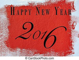 creative new year 2016 design. - creative new year 2016...