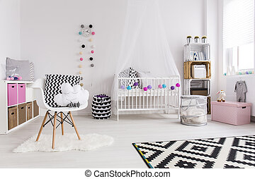 Creative nursery design