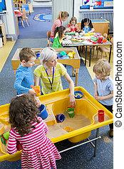 Creative Nursery Lesson