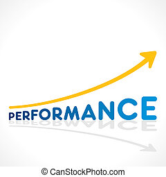 creative performance word graph