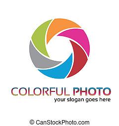 Creative photographer s logo work