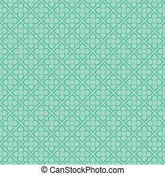 creative retro flora pattern
