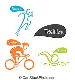 creative triathlon game design