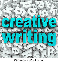 Creative Writing Letter Background Creativity Imagination -...