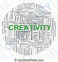 creatività, etichette