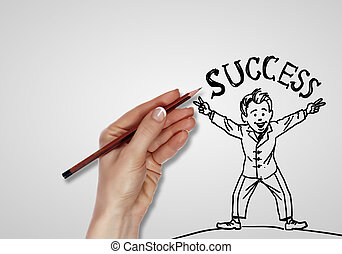 Creativity and success in business
