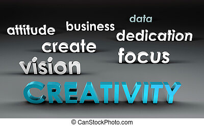 Creativity at the Forefront