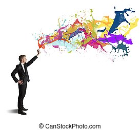 Creativity in business - Concept of creativity in business...
