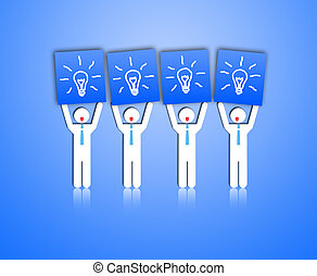 Creativity - To find answers to your business success.