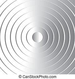 creativo, círculos