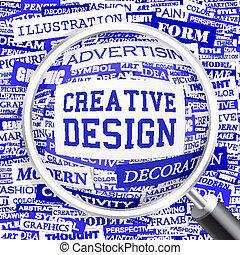 creativo, diseño