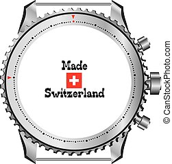 creativo, hecho, en, suiza