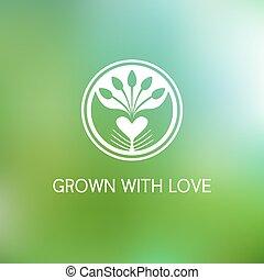crecido, love.