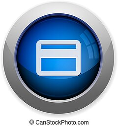 Credit card button