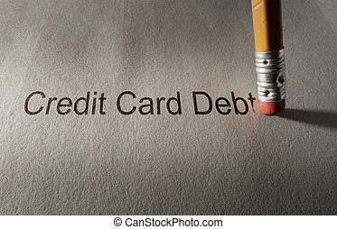 Credit card debt fix