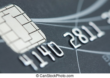 Credit card financial background