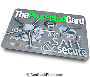 Credit Card - Safe and Secure