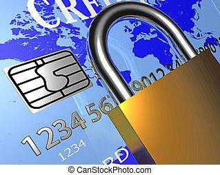 credit card world