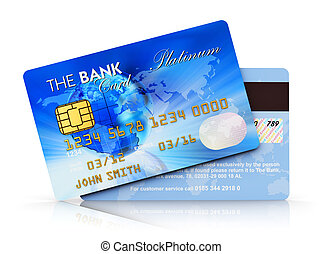 Credit cards - Electronic banking and finace business...