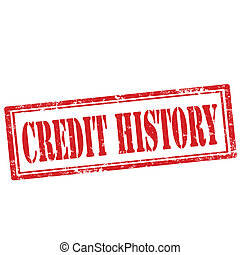 Credit History-stamp