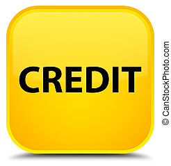 Credit special yellow square button